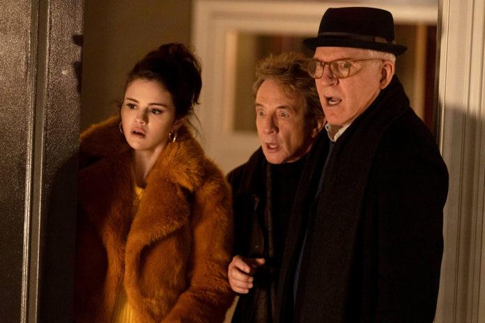 Steve Martin, Martin Short, and Selena Gomez in